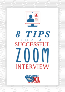 Zoom (Web) Interview Tips